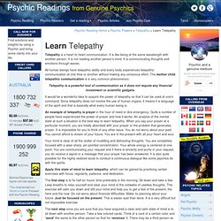 How to Develop Telepathy: 13 Steps (with Pictures) - wikiHow