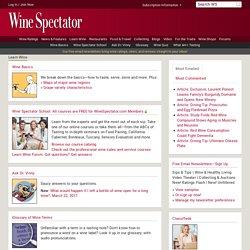 Learn Wine
