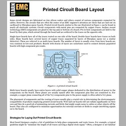 LearnEMC: Printed Circuit Board Layout