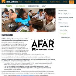 Learning AFAR