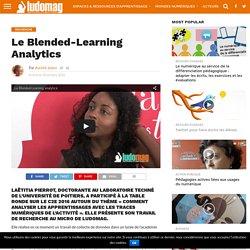 Le Blended-Learning Analytics – Ludovia Magazine