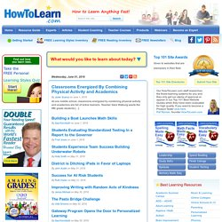Learning Styles - How to Learn Anything FAST! - HowToLearn.com H