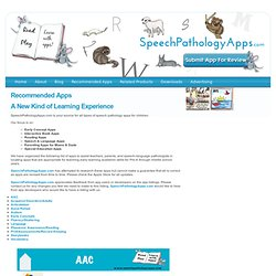 Learning Apps, Children's Apps