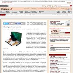 E-learning et blended-learning
