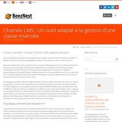 E-learning : Chamilo LMS, un outil adapté à la classe inversée !