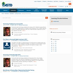 Blended Learning Models - 2002 - ASTD