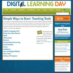Classroom and Teacher Toolkit