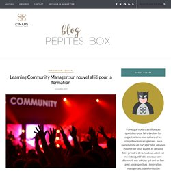 Learning Community Manager : un nouvel allié pour la formation