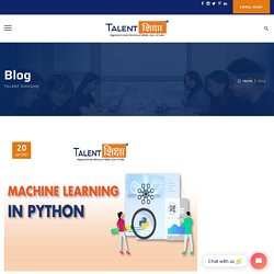Machine Learning in Python : Definition, Steps & Benefits