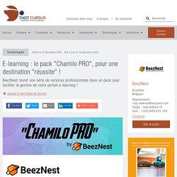 """E-learning : le pack """"Chamilo PRO"""", pour une destination """"réussite"""" !"""