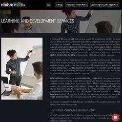 Employee Training Services via Radio