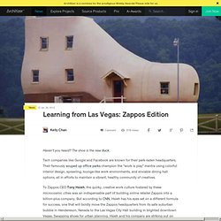 Learning from Las Vegas: Zappos Edition
