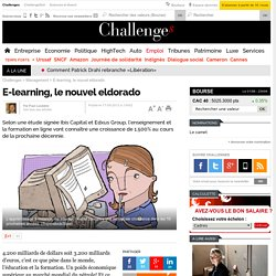 E-learning, le nouvel eldorado