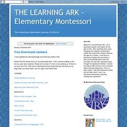 3-6 Montessori