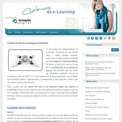 Lo bueno y lo malo del e-Learning para el estudiante