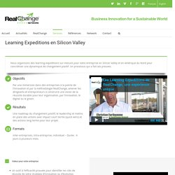 Learning Expeditions Silicon Valley