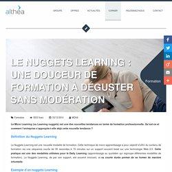 Le Nuggets Learning : une douceur de formation à déguster sans modération