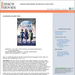 Learning Guide to Hidden Figures