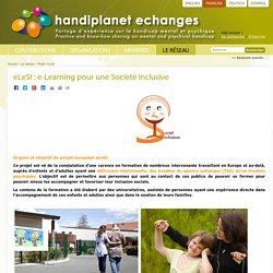 eLeSI : e-Learning pour une Societé Inclusive — Handiplanet