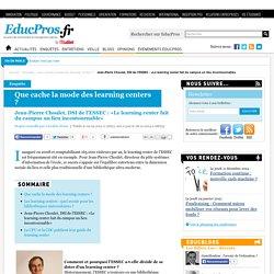Jean-Pierre Choulet, DSI de l'ESSEC : «Le learning center fait du campus un lieu incontournable» - Enquête sur Educpros