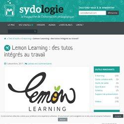 Lemon Learning : des tutos intégrés au travail
