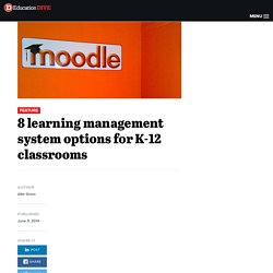 8 learning management system options for K-12 classrooms