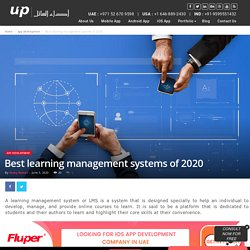 Best learning management systems of 2020