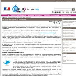 Le social learning et la pédagogie - Site Economie-Gestion
