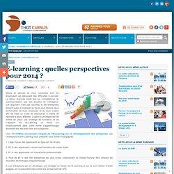 E-learning : quelles perspectives pour 2014 ?
