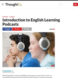 English-Learning Podcasts for Teachers and Students