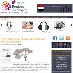 TICE et E-Learning : Comment préparer son tutorat à distance ?