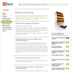 Etude LMS Féfaur - Livre Blanc e-learning et réalisation d'études de projets eLearning