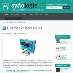 E-learning et Idées reçues