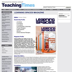Learning Spaces Magazine