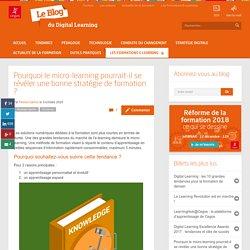 Micro-learning : une bonne stratégie de formation ?