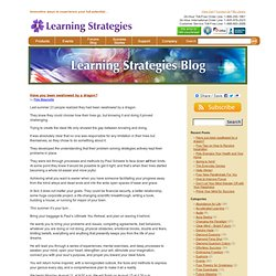 Learning Strategies Blog