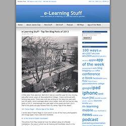 e-Learning Stuff » ipad