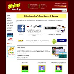 Shiny Learning - Free Games