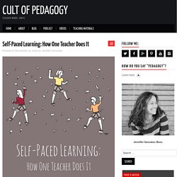 Self-Paced Learning: How One Teacher Does It