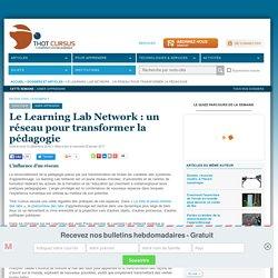 Le Learning Lab Network : un réseau pour transformer la pédagogie