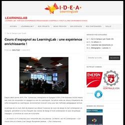 Cours d'espagnol au LearningLab : une expérience enrichissante !