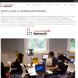 Qu'est-ce que le LearningLab Network ? – Learning Lab Network