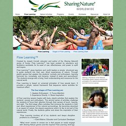 Flow Learning™ - Sharing Nature Worldwide
