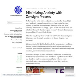 Just How To Deal With Anxiousness Panic Strikes