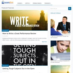 Learnthat.com: Free Tutorials, Training and Courses in Software, Computers, Finance, Business, Certifications