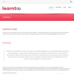 learntoo.nl » Learntoo