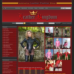 Body Cuir Leather Kingdom Fashion