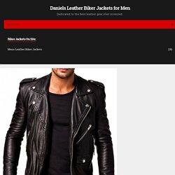 LeatherJacket4u Mens Moto Leather Jacket MJ0247