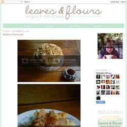leaves & flours: Baklava Cheesecake