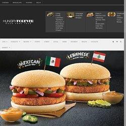 Enjoy A Mexican And Lebanese McAloo Tikki at McDonald's India This Monsoon